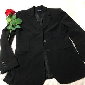 Ann Taylor 12 Black Suit Jacket
